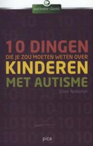 boek autisme 10 dingen die je zou moeten weten